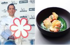 El chef mexicano Indra Carrillo recibe estrella Michelin