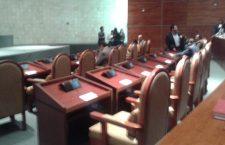 Jucopo y Mesa Directiva ordenan expulsar a reporteros, del Salón de Sesiones del Congreso