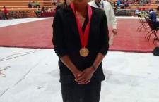 En Espartaqueada Cultural Nacional, obtiene concursante de Tlaxiaco tercer lugar en poesía