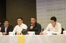 Inversión de 1200 mdd de Mitsubishi en Parque Eólico e industria de construcción, detonaron economía de Oaxaca: Murat