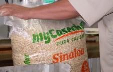 Capturados por aparentemente robar bultos de maíz