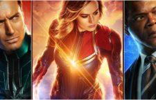 Brie Larson comparte nuevo avance de Capitana Marvel; la cinta llegará a cines en marzo