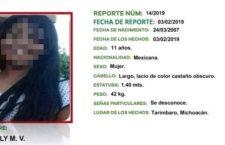 Niña de 11 desaparece de evento público en Tarímbaro, Michoacán; la hallan muerta en una casa