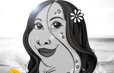 """Crean la """"Papalitza"""": una papa al horno inspirada en Yalitza Aparicio"""