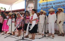 """Inauguró Juanita Cruz, """"Encuentro Internacional de Recreación Comunitaria"""""""