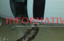 Lo aplasta su camioneta: ocurrió en la carretera a Zahuatlán
