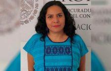 Lourdes Santiago asume titularidad de Profeco