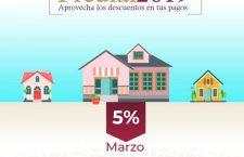 Recaudación de predial es reintegrado en obra social en Huajuapan