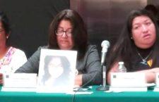 Pide Soledad Jarquín Edgar, juicio político al fiscal de Oaxaca por omiso
