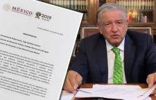 AMLO firma memorándum para detener la aplicación de la Ley vigente de la Reforma Educativa