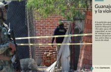 20 muertos en Guanajuato sólo ayer, mientras Fox exigía a AMLO guardias gratis para Centro Fox