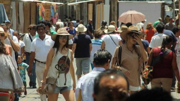 Prevén para Oaxaca temperaturas de 35 a 40 grados