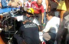 Dos muertos, saldo del ataque armado en el centro de #Cuernavaca, #Morelos
