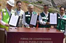 Gobiernos de Oaxaca y federal unen esfuerzos para concluir autopista Oaxaca- Costa en 2022