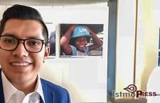 Oaxaqueño representará a jovenes mexicanos ante la ONU