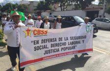 Surge nuevo sindicato del #IMSS en Oaxaca