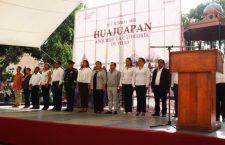 Conmemoran asignación de Huajuapan como Villa