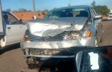 Choque de vehiculos deja varios lesionados en Nochixtlán | Informativo 6y7