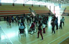 Promueven la inclusión a través del Para-Taekwondo en Huajuapan