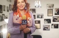 La periodista Valentina Alazraki se queda sin seguir al Papa por presupuesto de Televisa