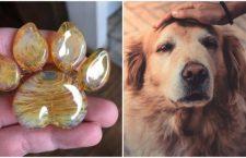 Compañía convierte cenizas de mascotas en hermosos tesoros de vidrio