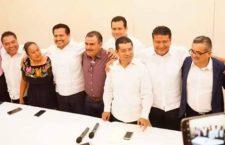 Diputados federales destapan a #ArmandoContreras para dirigir #Morena