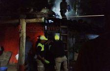 Por aparente corto circuito, cocina arde en llamas | Informativo 6 y 7