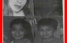 Desaparece oaxaqueña con sus hijos en Puebla; es originaria de Cosoltepec
