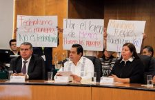 Creación de fondo para infraestructura e inclusión en FORTASEG, planteó Juanita Cruz ante Comisión de Hacienda