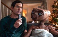 VIDEO: 37 años después, E.T. se reencuentra con un Elliot adulto en un nuevo corto navideño