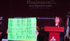 La presidenta de Huajuapan prohibió la libertad de expresión | Opinión de @Horacio Corro