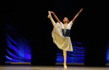 Bailarina oaxaqueña recibirá Pergamino de Oro
