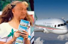 ¿Por qué es una verdadera estupidez rifar el avión presidencial?