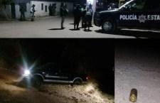 Atacan a balazos a familia en Huajuapan; hay dos menores lesionados