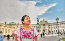 Patricia Trujano, una soprano oaxaqueña en Viena