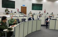 Gobierno de Oaxaca y Fuerzas Armadas suman esfuerzos a travésdel PLAN DN-III para atender casos por COVID-19