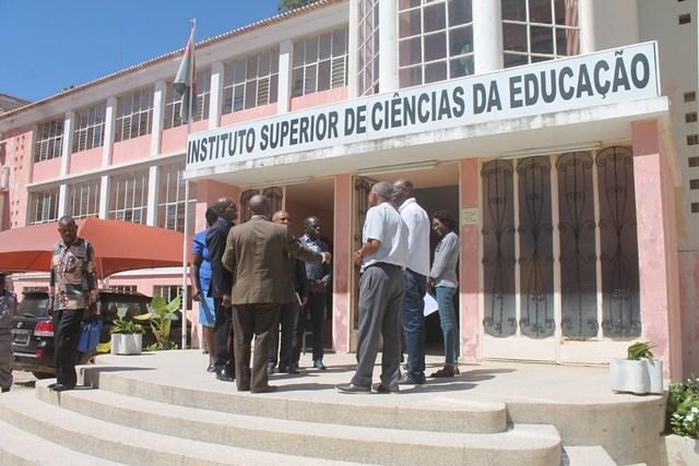 candidatos concorrem a 900 vagas no ISCED Huíla