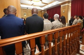 Burla tailandesa: Tribunal adiou julgamento para a próxima semana