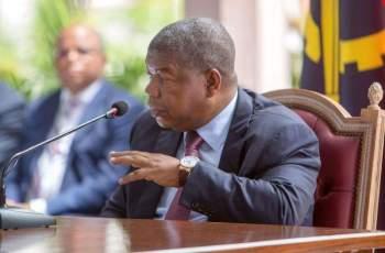 Governo Angolano - PR João Lourenço