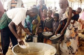 8 países em crise e 56 milhões de pessoas passam fome em África