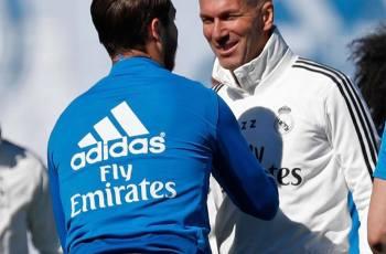 Regresso de Zidane marcado com vitória