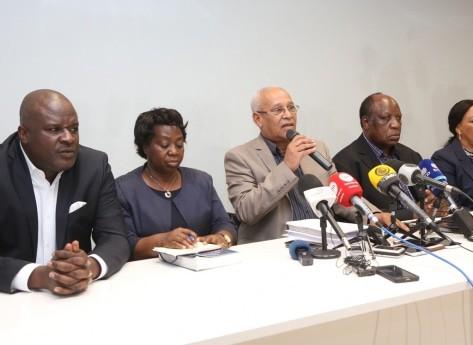 Deputados da CASA-CE afastados da vice-presidência do Parlamento