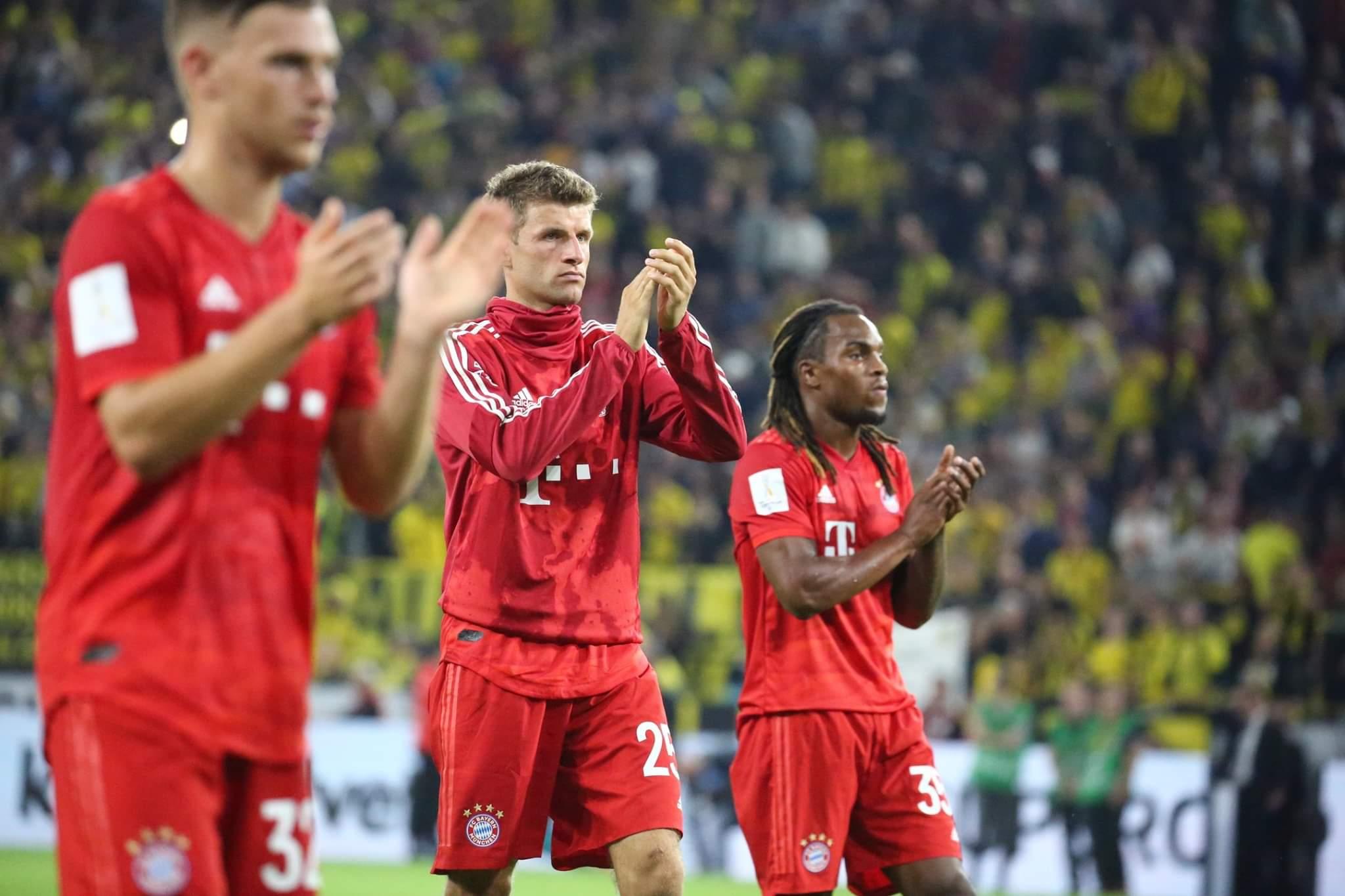Bayern Munique venceu o Rottach-Egern por 23-0 em jogo amistoso