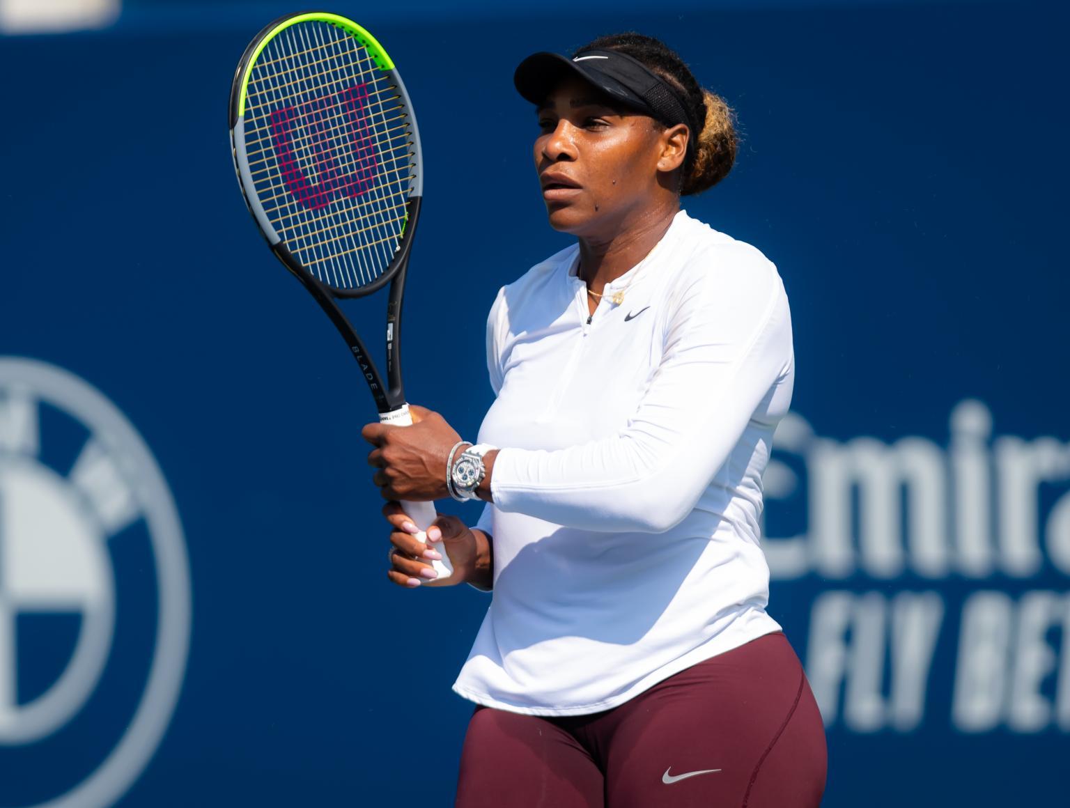 Serena Williams é atleta mais bem paga do mundo