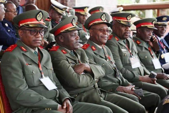Procuradoria Militar prende antigo financeiro da Casa Militar de JES