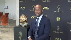Drogba Presidente UEFA