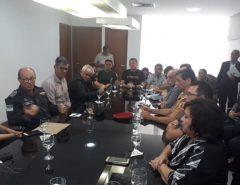 Reunião: Policiais e bombeiro militares são levados à mesa de negociação do Governo Fátima