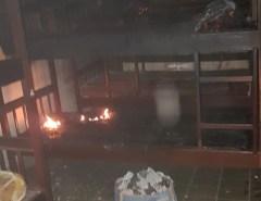 Macaíba: Incêndio atinge dormitório de escola na Grande Natal