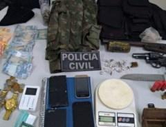 Polícia prende suposto chefe de facção criminosa em Ceará-Mirim