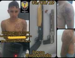 Polícia Militar é acionada impede sequestro em São Gonçalo do Amarante